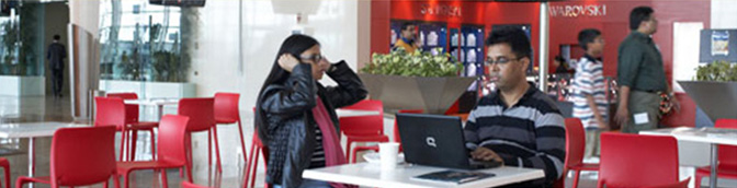 MUMBAI AIRPORT Passenger Facilities